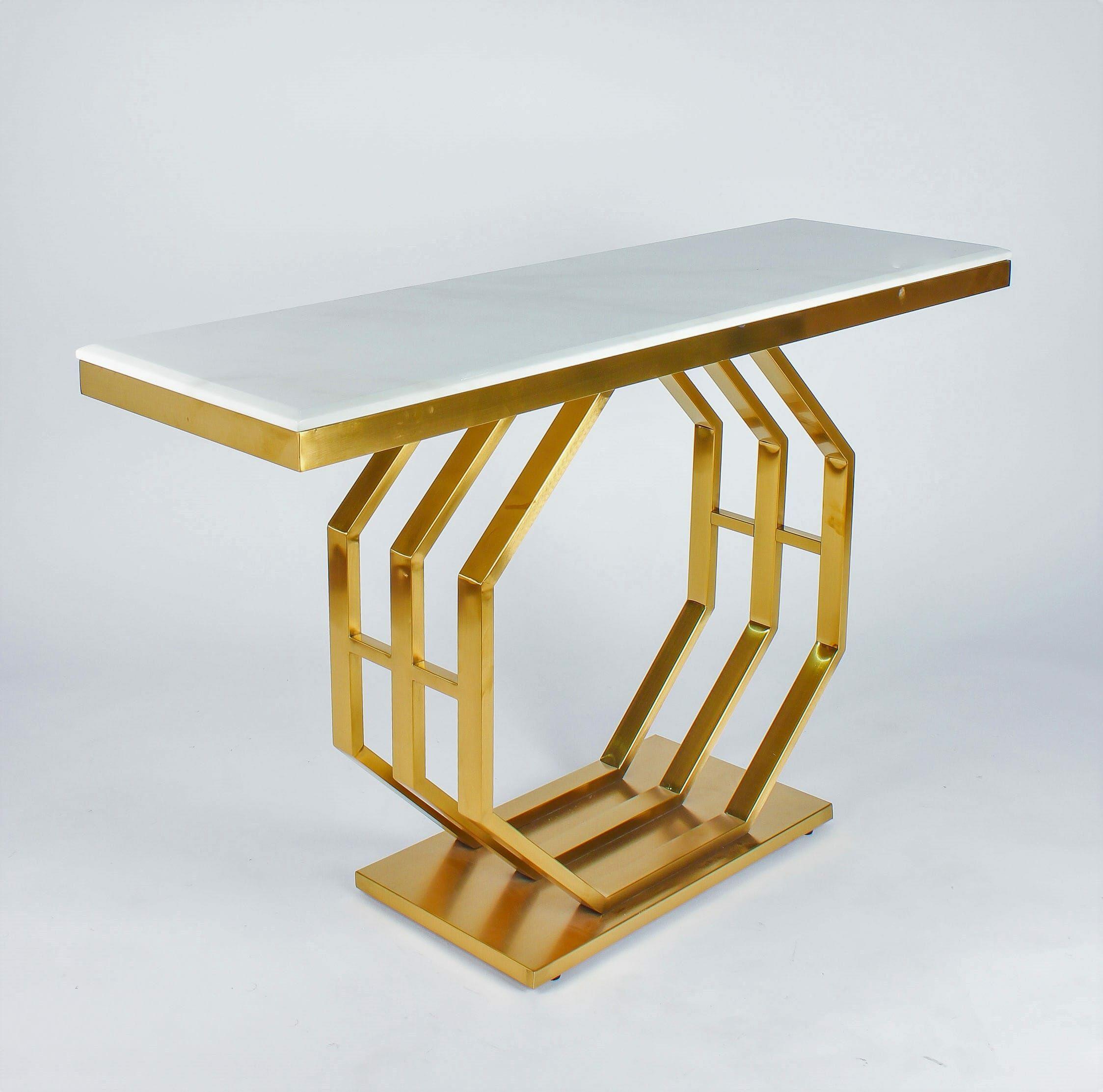 طاولة مدخل هيكساغون رينغ CLAS-411