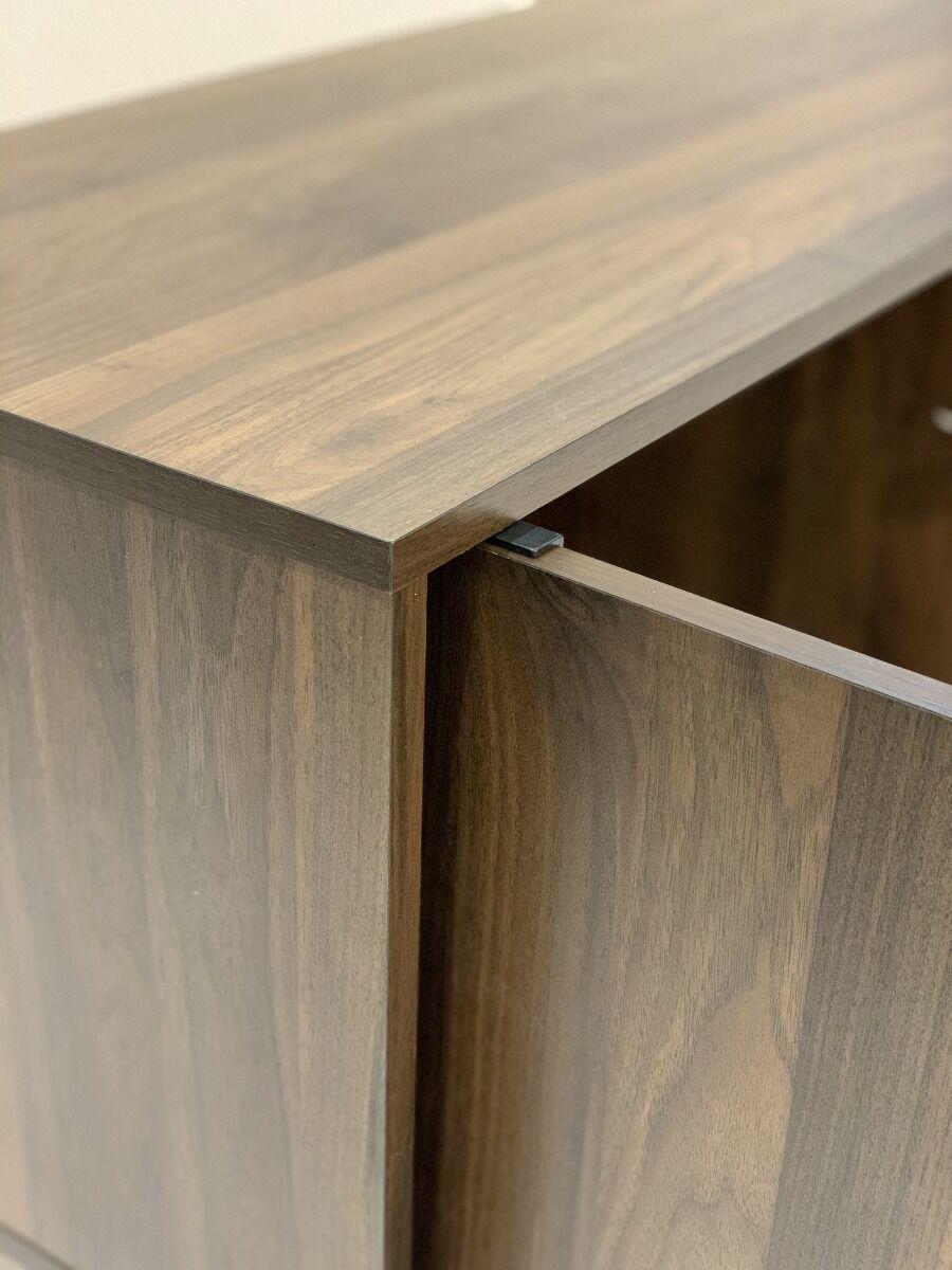 طاولة تلفزيون انتشانتد- لون بني غامق LIN-EM-TV-2187-COF طاولة تلفزيون 499.000000