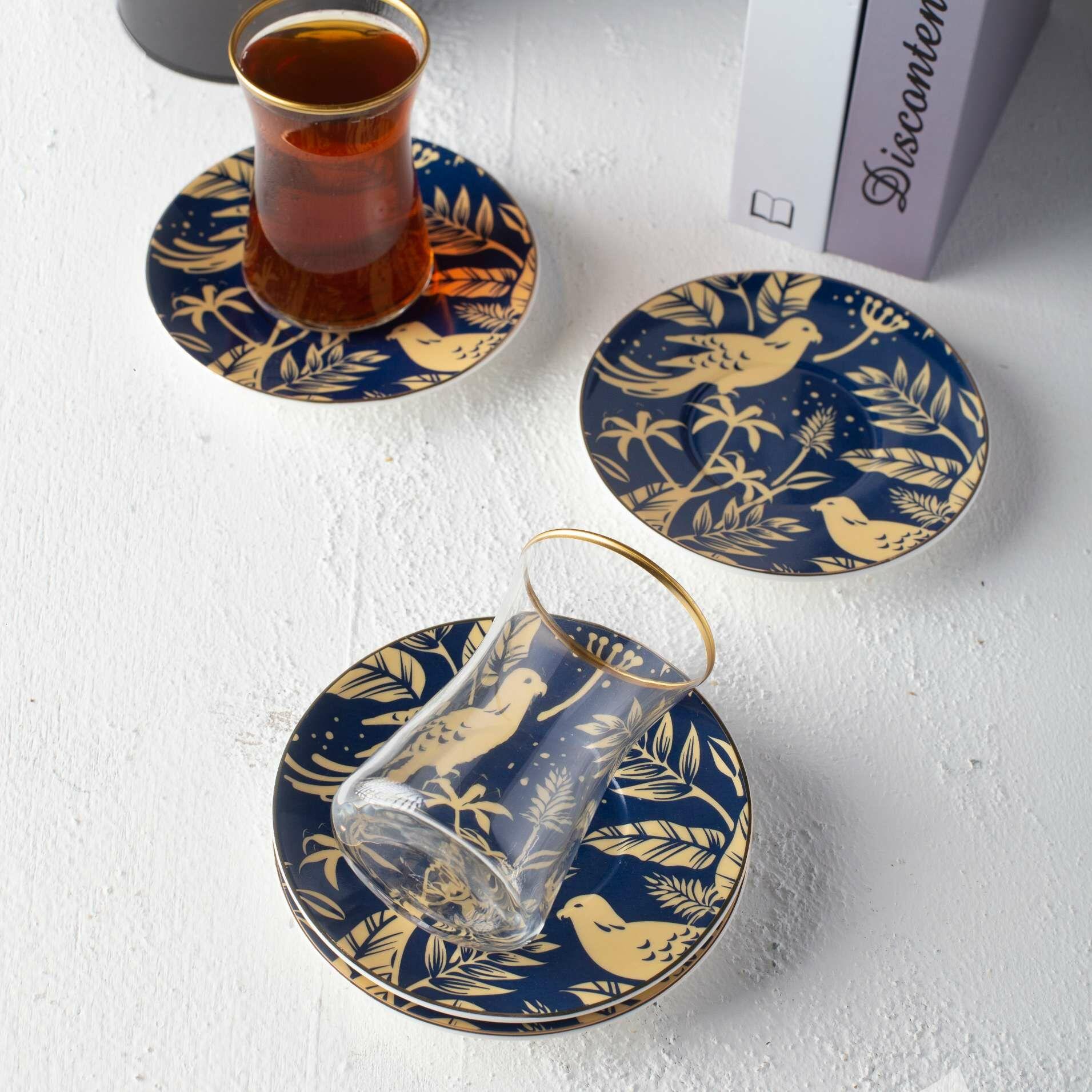 طقم بيالات شاهي رويال بيرد MAWA-1000008556225 القهوة و الشاي 249.000000