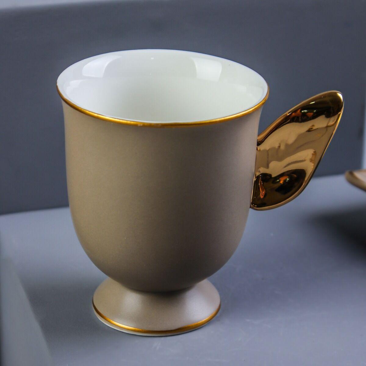 فناجين قهوة غلامور ليف- بيج MEN-PL-66-COF-KN