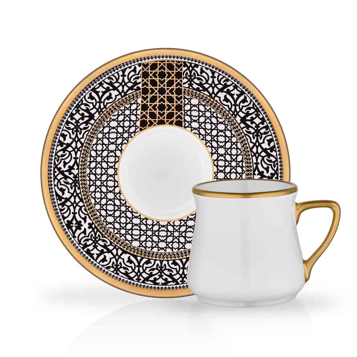 طقم فناجين قهوة بلارا GL-36041-COFFEE