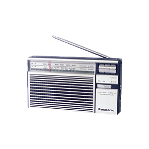 باناسونيك راديو R-218DD المتنقل