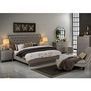 كوليبري طقم غرفة نوم سرير ملكي