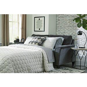 كنبة سرير مع مرتبة أبينجر