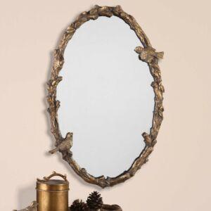 مرآة جدارية بازا اوفال