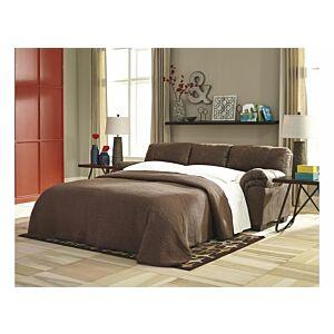 كنبة سرير 3 مقعد مع مرتبة بالدينو