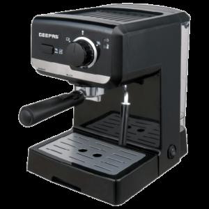 جيباس الة صنع القهوة 1100 واط ، 1.25 لتر