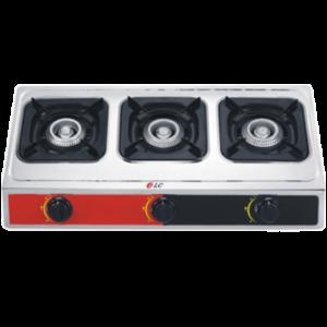 دي ال سي طباخ غاز ، 3شعلات