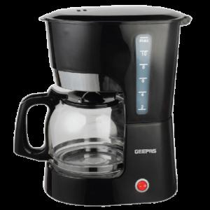 جيباس الة صنع القهوة 900 واط ، 1.5 لتر