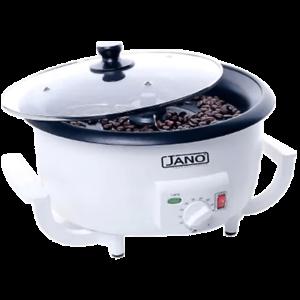 جانو محمصة القهوة الكهربائية 800 واط ، 750 جرام