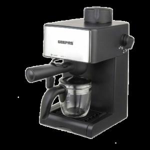 جيباس الة صنع القهوة 800 واط ، 240 ملي