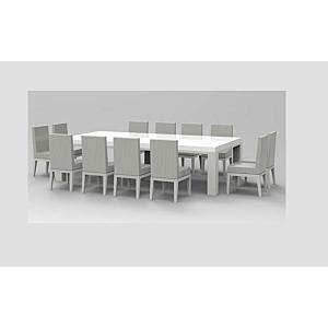 طقم طاولة طعام 12 كرسى سيلانى
