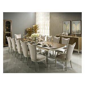 طقم طاولة طعام 12 كرسى بابلون