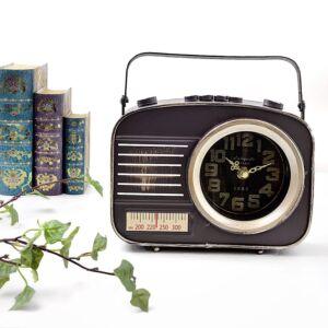 ساعة ديكور RADIO