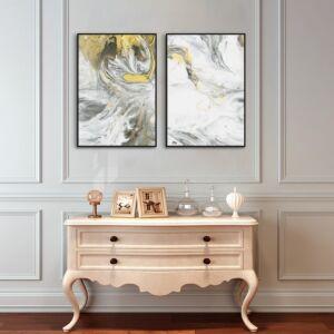 طقم لوحات اورليت