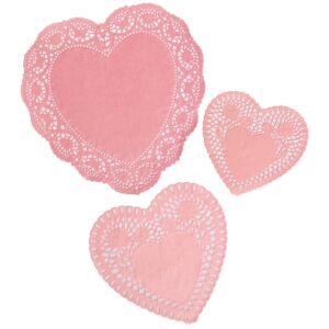 مفارش طاولة ورقية Sweet heart