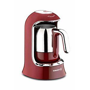 مكنة تحضير قهوة Korkmaz lavanta -لون أحمر