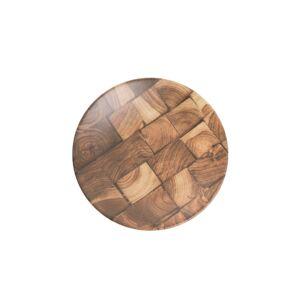 طبق حلا Wooden Design