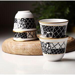 طقم فناجين قهوة عربية Sensation