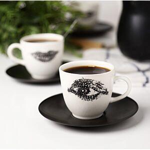 طقم فناجين قهوة Tears