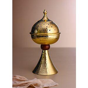 مبخرة انتيريا - ذهبي