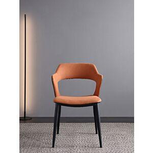 كرسي وندرز- لون برتقالي