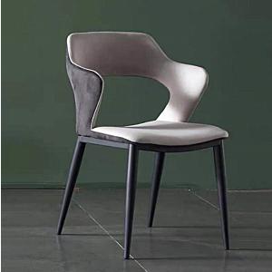 كرسي وندرز- لون رمادي فاتح