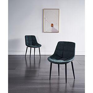 كرسي سيفتي- لون أخضر غامق