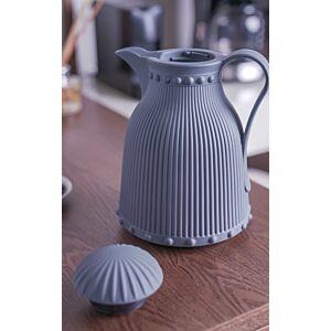 ترمس قهوة أوشاي ريماركبل بلاستيك- لون رمادي