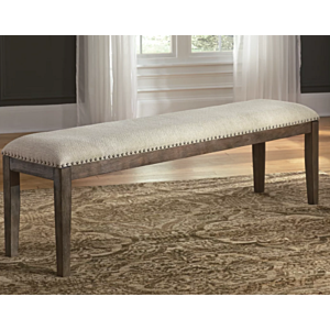 Johnelle Dining Bench مقعد
