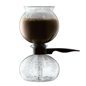 صانعة قهوة بالتفريغ بيبو، بودم-Bodum