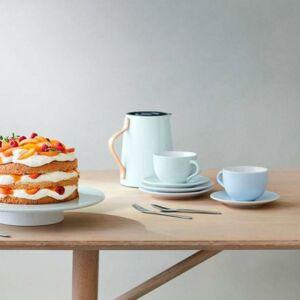 ترمس القهوة والشاي الازرق الفاتح من Stelton