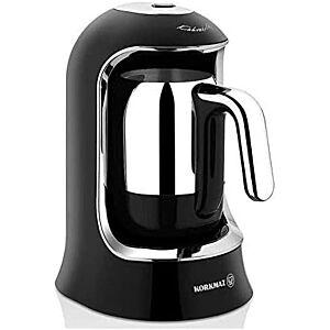 ماكينة تحضير القهوة كوركماز أسود