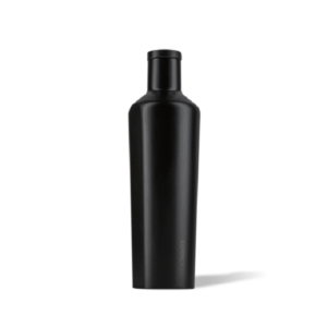 مطرة كانتين فلاسك, أسود 740 مل, كوركسيكل-Corkcicle