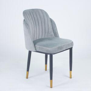 كرسي جومان - رمادي