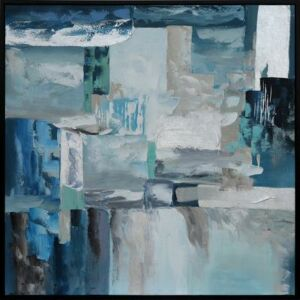 Abstract Crestview Collection Oil Handpainting