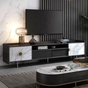 طاولة تلفزيون نيودريما- لون أسود