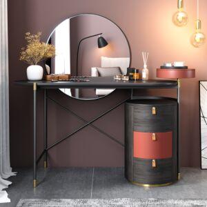 طاولة تزيين جولين العصرية لغرفة نوم بسيطة و مميزة