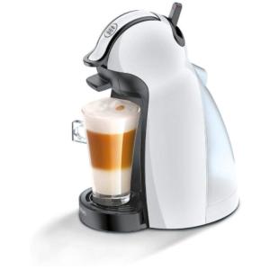 نسكافيه دولتشي غوستو آلة صنع القهوة بيكولو 1460 واط ، أبيض