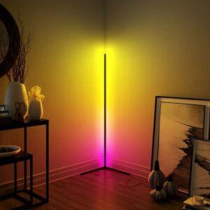 مصباح أرضي LED من جاما متعدد الألوان