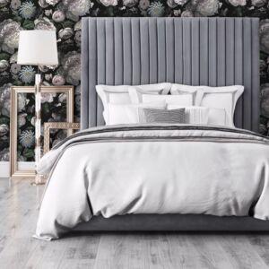 ARABELLE GREY سرير مزدوج