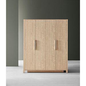 خزانة ملابس ريتشي- 4 أبواب
