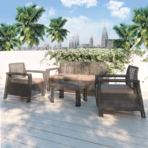 مجموعة طاولة وكراسي حديقة بريوني