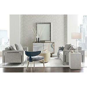 كرسي Modern Upholstery - Half Moon