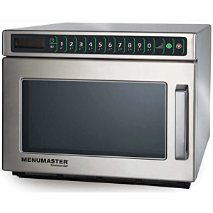 Menumaster Commercial MDC182 Heavy Volume 1800 Watt Microwave Oven