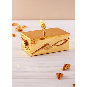 صندوق ليفز كراون - ذهبي كبير