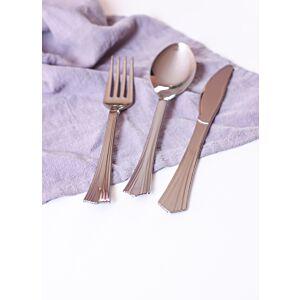 أدوات طعام إنجل - لون رصاصي