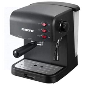 نيكاي آلة صنع القهوة اسبريسو 850 واط ، 1.25 لتر