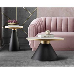 Rrichard marble cocktail table