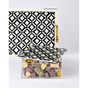 طقم صينية وصندوق تقديم ألونسو